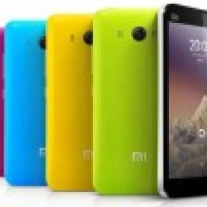 Xiaomi officialise le Xiaomi Mi-2S : HD de 4,3″ et Quad-Core à 320 dollars