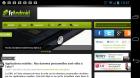 Chrome Beta, le mode plein écran est disponible sur Android