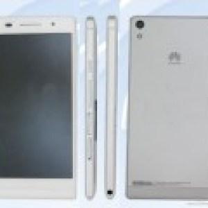 Huawei P6-U06, le mobile le plus fin au monde avec 6,18 mm d'épaisseur