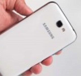 Des informations sur les caractéristiques techniques des Samsung Galaxy Mega