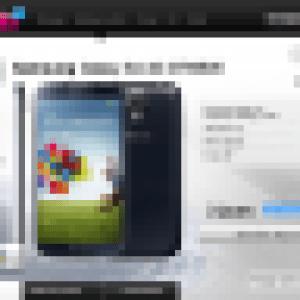 Bon plan : Samsung Galaxy S4 (GTI9505) à 599 euros