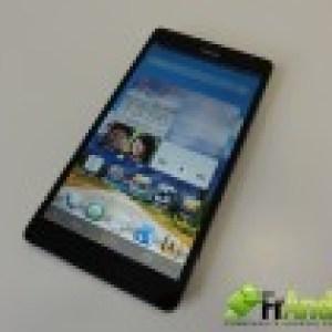Test du Huawei Ascend Mate, la phablette de 6,1 pouces