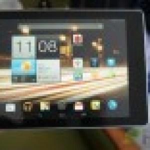Acer dévoile l'Iconia A1, un format 8 pouces à partir de 169 euros