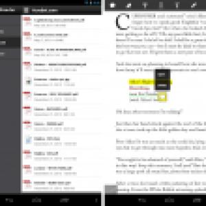Adobe Reader, la mise à jour 10.6.0 débarque sur Android