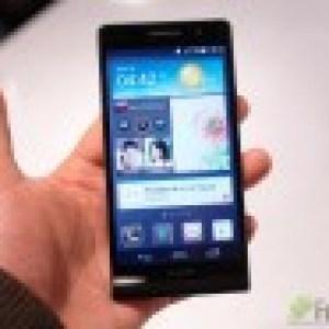 Prise en main du Huawei Ascend P6