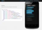 Fries : un framework web de prototypage d'applications Android