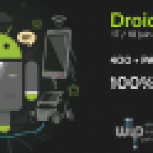 [DroidCon] Interviews des développeurs : Stan Kockhen, Jérôme Martin et Samuel Rats