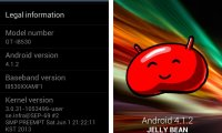 Samsung : le Galaxy Beam s'offre Android 4.1.2 Jelly Bean