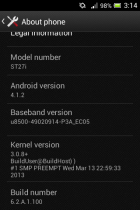 Le Sony Xperia Go s'offre Android 4.1.2 Jelly Bean