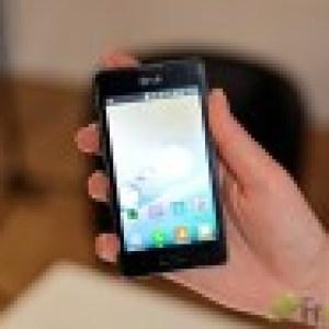 Test du LG Optimus L5 II E460, un smartphone d'entrée de gamme