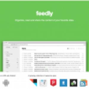 Feedly Cloud, le nouveau Google Reader compatible avec Press, gReader et compagnie