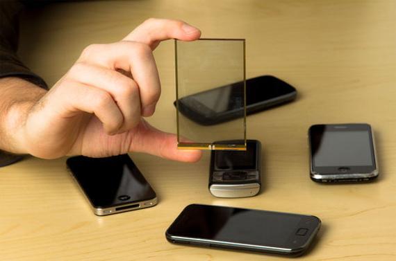 Alcatel prévoit d'intégrer des écrans photovoltaïques Wysips à ses smartphones