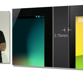 La Nouvelle Nexus 7 est officielle !