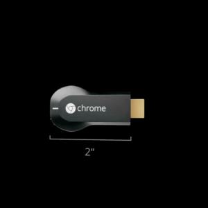 Chromecast, un dongle pour «streamer» Youtube, Netflix et Pandora sur sa TV