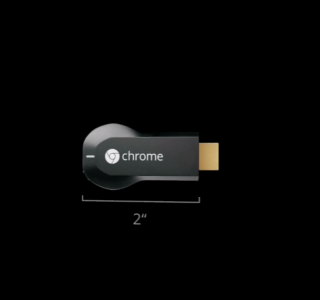 Chromecast, un dongle pour « streamer » Youtube, Netflix et Pandora sur sa TV