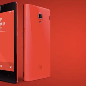 Le Xiaomi Red Rice est officiel à un prix défiant toute concurrence