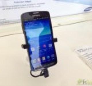 Prise en main du Samsung Galaxy S4 Active