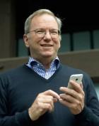 Eric Schmidt vous aide à passer de l'iPhone à Android