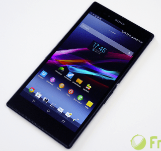 Test du Sony Xperia Z Ultra
