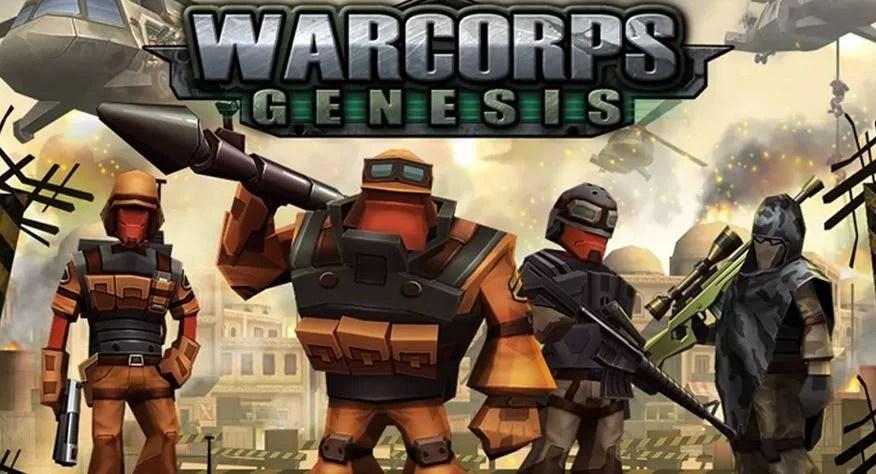 WarCom Genesis : un TPS à base de robots