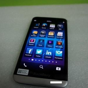 BlackBerry A10 : de nouvelles photos dans la nature