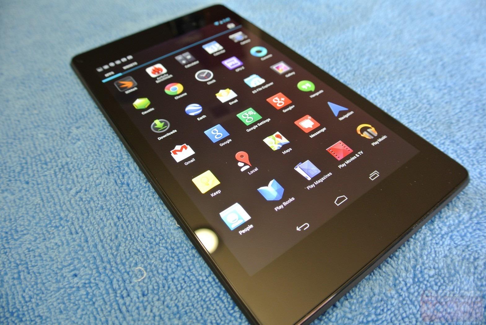 La Nexus 7 II révélée sur une vidéo et le site d'un revendeur américain