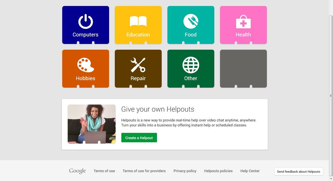 Helpouts, ou comment monétiser ses compétences grâce à Google