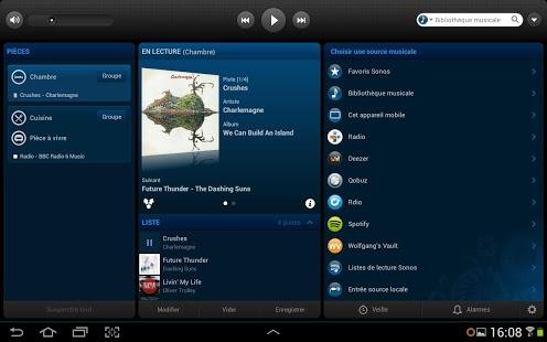 Sonos Controller donne désormais accès à la musique stockée sur votre terminal