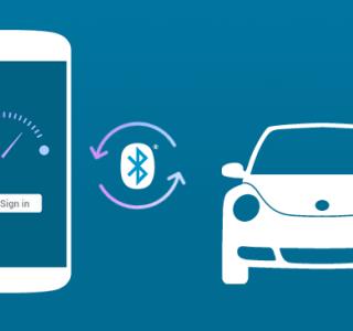 Volkswagen SmileDrive, l'application qui veut transformer la conduite en un jeu