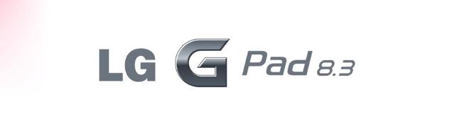 LG G Pad 8.3 : c'est parti pour le teasing