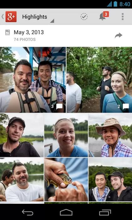 #autoawesome : des montages automatiques de vos photos sur Google+