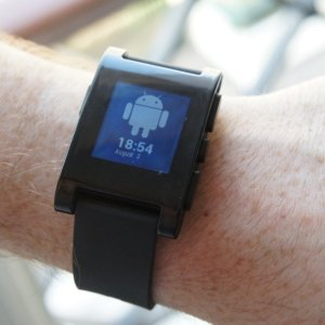 Test de la montre Pebble Watch