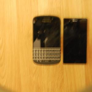 Le Sony Xperia Z1 Mini (Honami) aperçu en photo