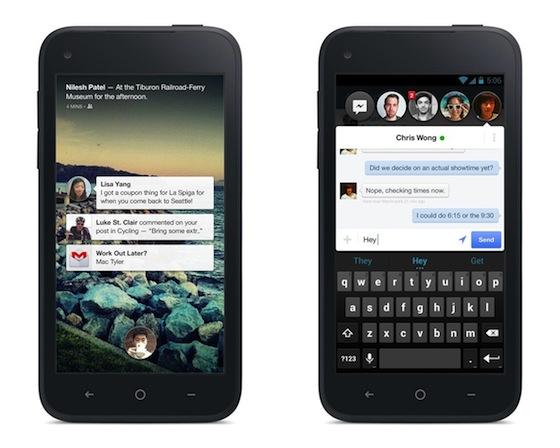 Facebook Home : une mise à jour pour contrôler sa musique depuis l'écran de verrouillage