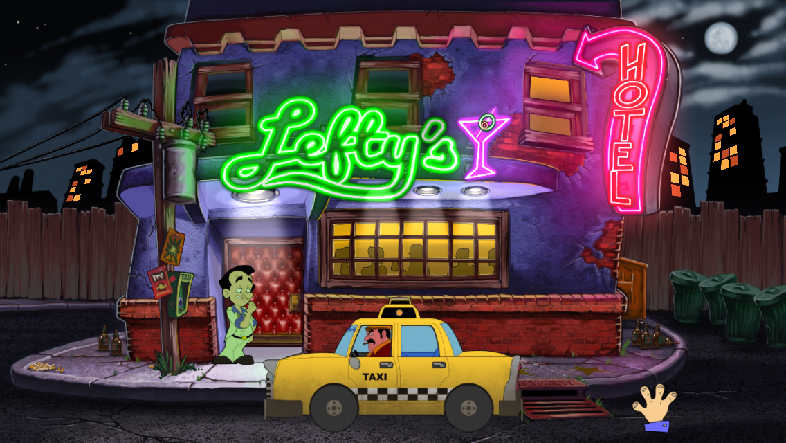 Leisure Suit Larry: Reloaded arrive finalement sur Android