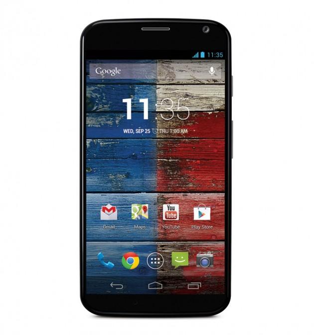 Moto X : le «made in USA» ne coûterait à Motorola que quelques dollars de plus qu'une délocalisation complète