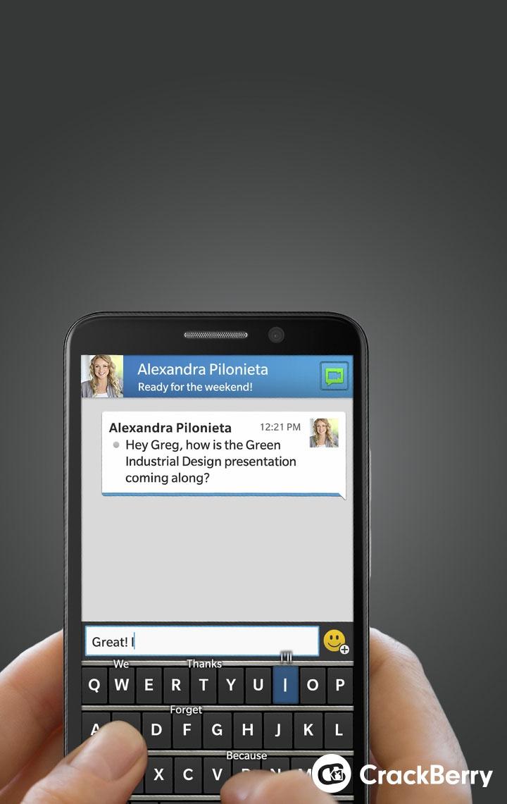 Le BlackBerry Z30 sera le prochain smartphone de la marque canadienne
