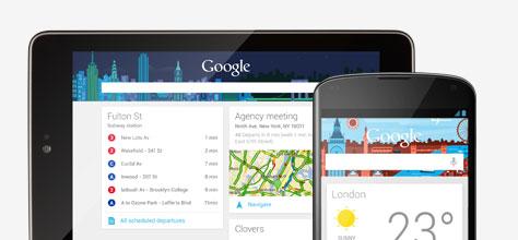 Google Search 2.7.9, la mise à jour est arrivée sur le Play Store
