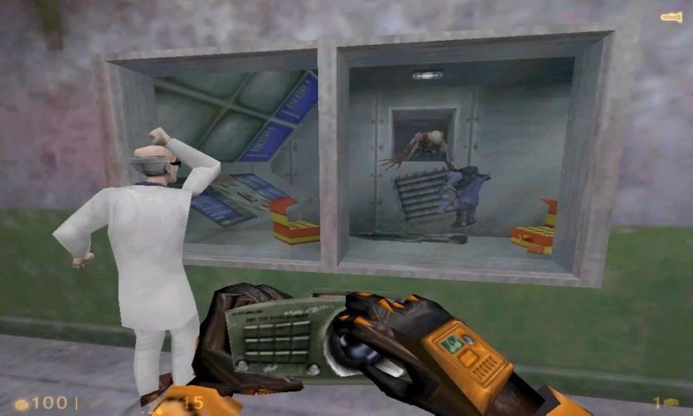 Half Life, le jeu serait en cours de portage sur Android et iOS