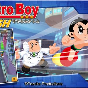 Retour aux sources du manga avec Astro Boy Dash sur Android