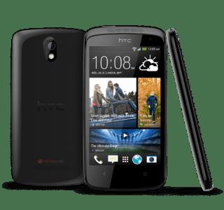 HTC dévoile son Desire 500 à 249 euros