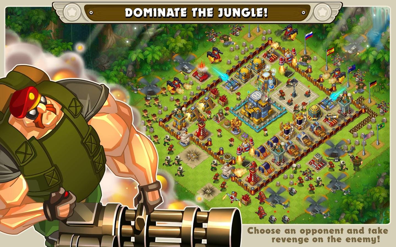 Jungle Heat, envoyez vos mercenaires à la conquête de la jungle