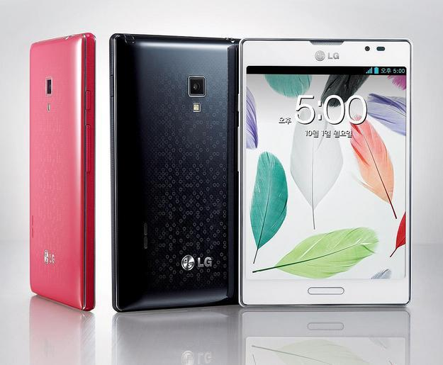 Les caractéristiques du LG Vu 3 se dévoilent : un Snapdragon 800 en vue