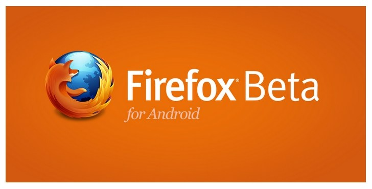 De nouvelles fonctionnalités pour Firefox Beta sur Android
