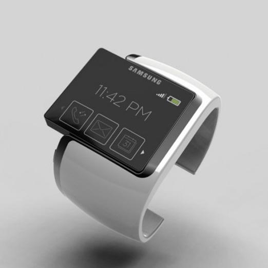 Une montre Samsung GEAR présentée le 4 septembre prochain