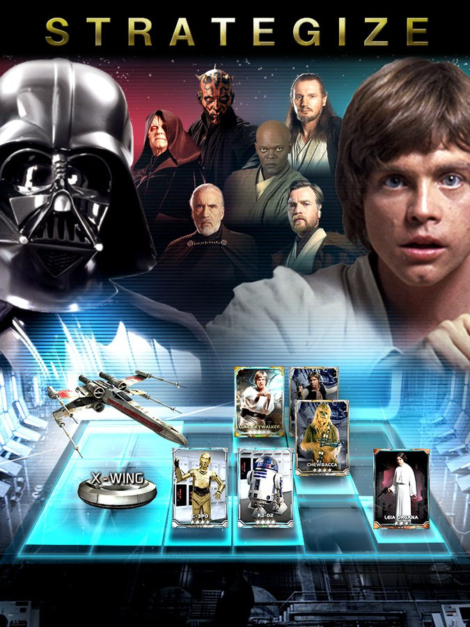 Star Wars: Force Collection sur Android (et iOS) arrivera le 4 septembre