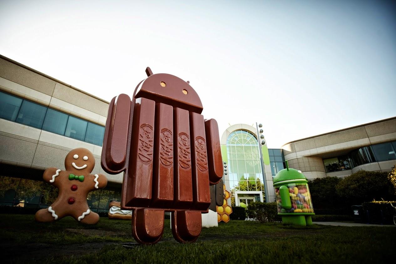 Android KitKat 4.4 : plus de compatibilité TV au programme ?