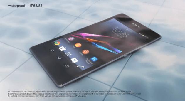 Sony Xperia Z1 : des applications dédiées à son capteur photo