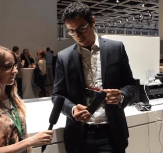 Sony Xperia Z1 : vidéo de présentation