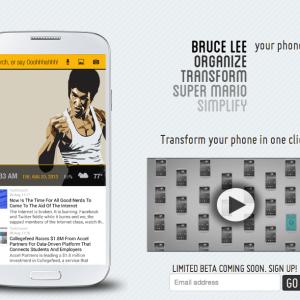 Themer ou comment personnaliser votre téléphone en un clic bientôt en version bêta